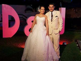 La boda de Diana y Juan Carlos 3