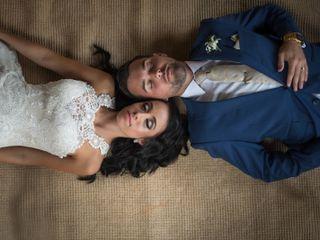 La boda de Moni y Chasse