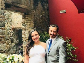 La boda de Carolina  y Eduardo  1