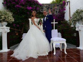 La boda de Samantha y Rodrigo