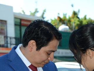 La boda de Karen y Marcos 1
