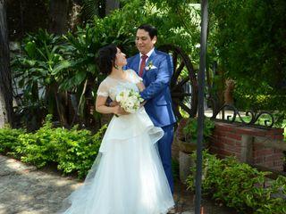 La boda de Karen y Marcos