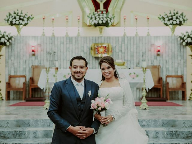 La boda de Verónica y Aldo