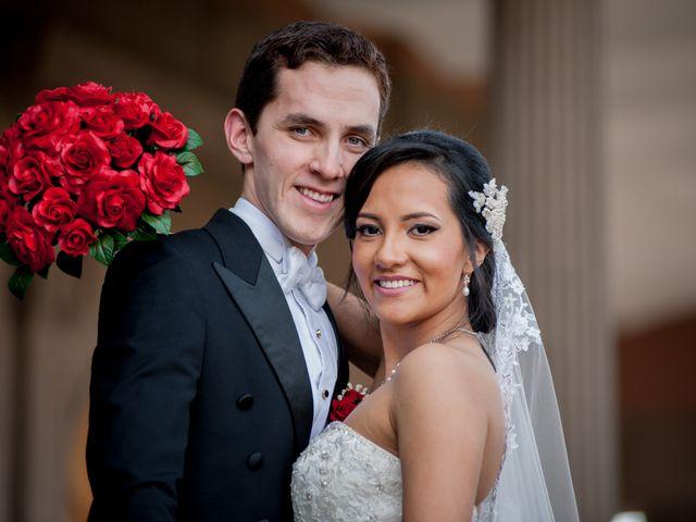 La boda de Paulina y Pedro