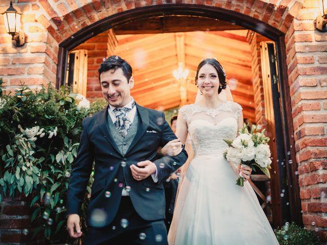La boda de Yuni y Gabo