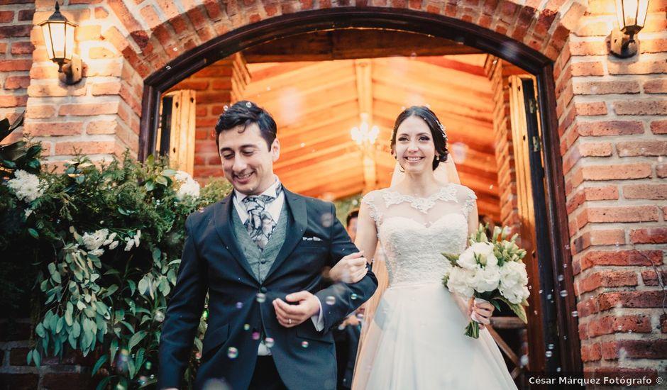 La boda de Gabo y Yuni en Jocotepec, Jalisco