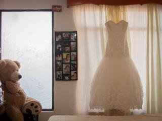 La boda de Angie y Cesar 2