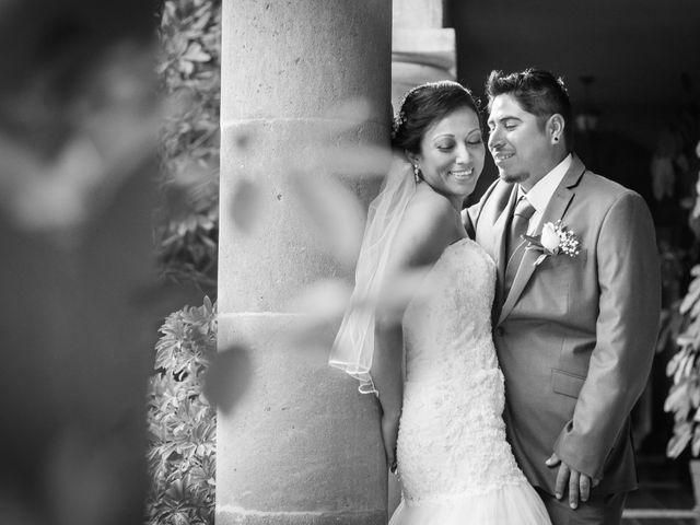 La boda de Angie y Cesar
