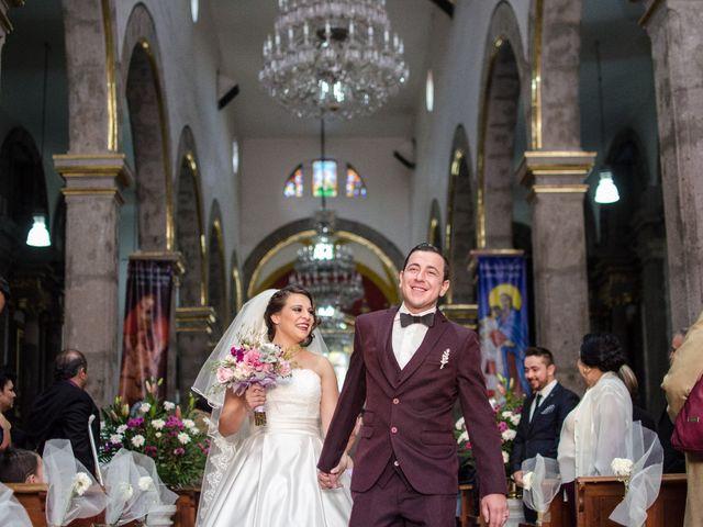 La boda de Katia Covarrubias y Hegel