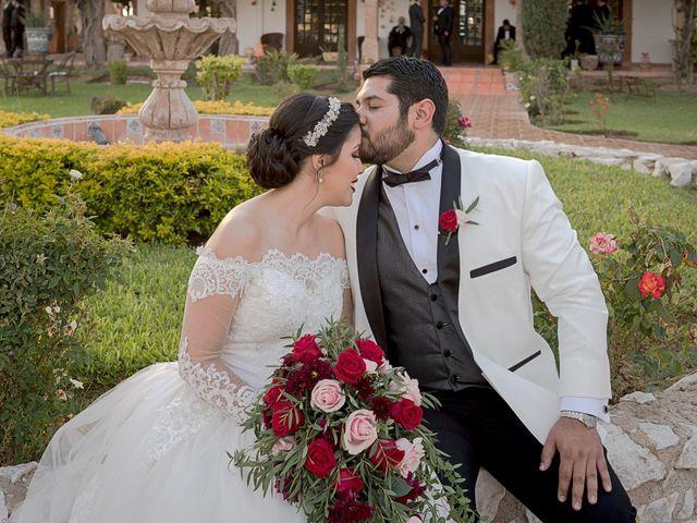 La boda de Alejandra  y Jorge