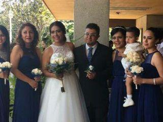La boda de Claudia y Ismael 1