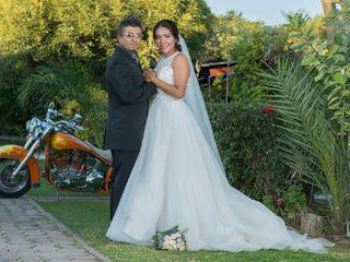 La boda de Claudia y Ismael