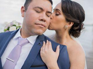 La boda de Valerie y Omar 3