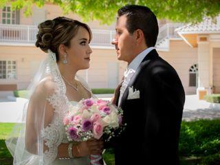 La boda de Giselle y Jonhatan