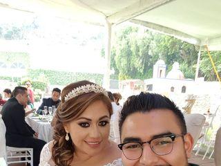 La boda de Ester  y Enrique  2