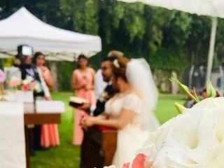 La boda de Ester  y Enrique  3