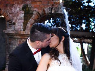La boda de Andre y Christian 1