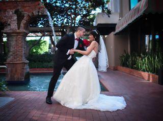 La boda de Andre y Christian