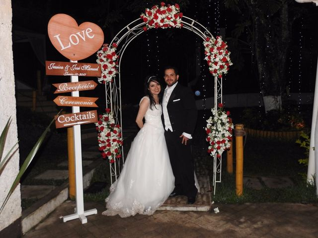 La boda de Jessica y José Manuel