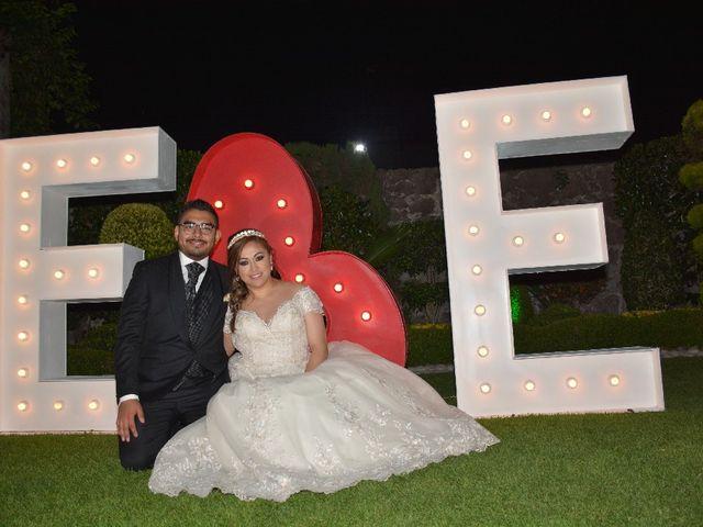 La boda de Ester  y Enrique