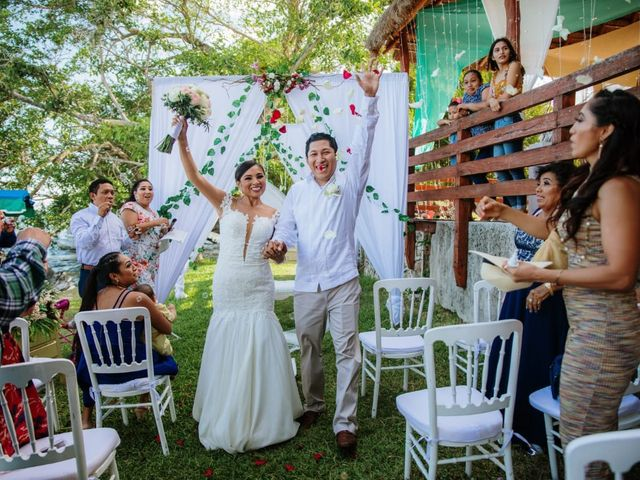 La boda de Norma Florentina y Josué Isaac