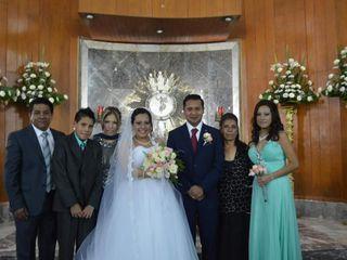 La boda de Ivonnet  y Eduardo  1