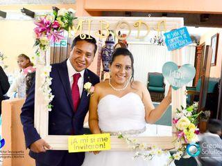 La boda de Ivonnet  y Eduardo  2