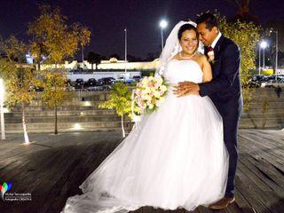 La boda de Ivonnet  y Eduardo