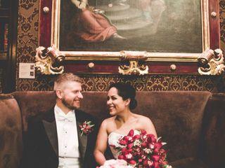 La boda de Valeria y Johann