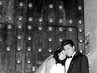 La boda de Yazmín y Luis 1