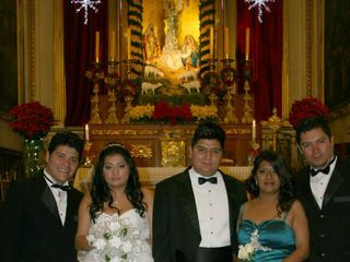 La boda de Yazmín y Luis 2