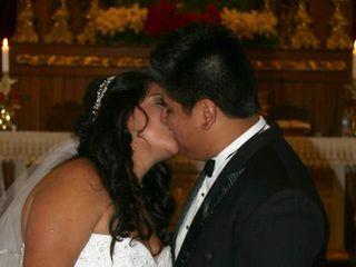 La boda de Yazmín y Luis 3