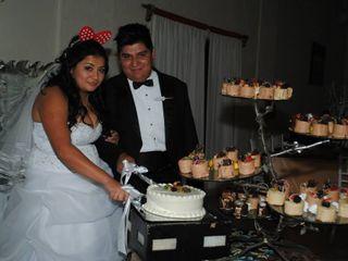 La boda de Yazmín y Luis