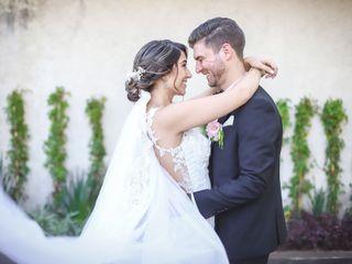 La boda de Pamela y Ivan