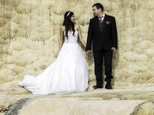 La boda de Gabriela y Steve
