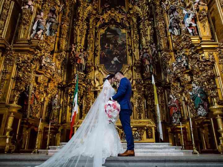 La boda de Naim y Edgar