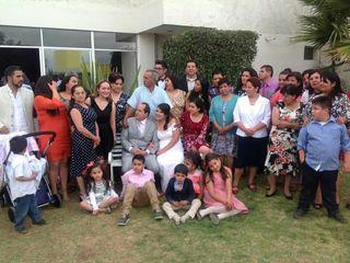 La boda de Claudia y Martín 1