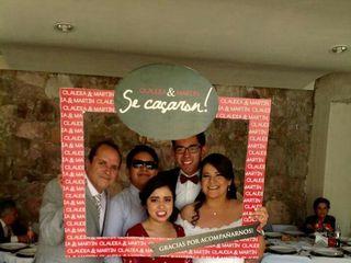 La boda de Claudia y Martín 3
