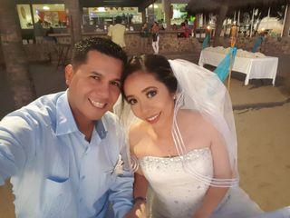 La boda de Haydee  y Osvaldo