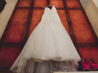 La boda de Idalia y Luis 1