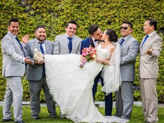 La boda de Viry y Juan Carlos 3