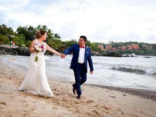La boda de Rodrigo  y Verónica
