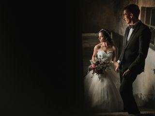 La boda de Gina y Javier