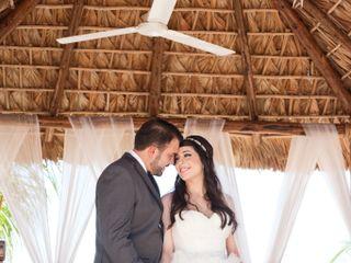 La boda de Anaís y Mario
