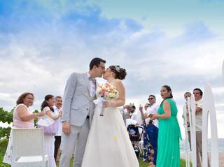 La boda de Miriam y Armando
