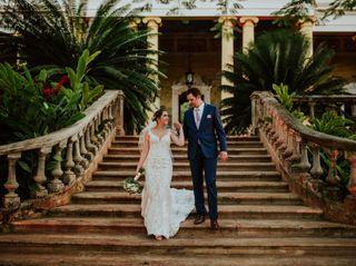 La boda de Alejandra y Ryan