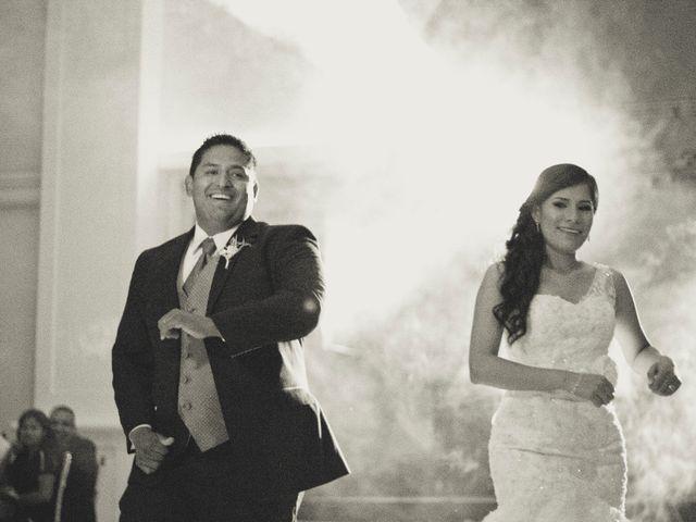 La boda de Idalia y Luis