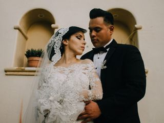 La boda de Elena y José