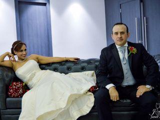 La boda de Terpsicore y Daniel