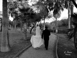 La boda de Lucía y Fernando 1